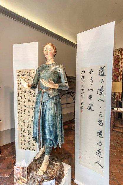 Botticelli Antichità: 民影 / Joo Seung Young - 杨中良 / Yang Zhongliang - 孙增杰 / Sun Zengjie