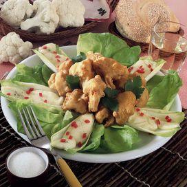 Frittelle di cavolfiori  Stai guardando: Tutte le ricette con il cavolfiore