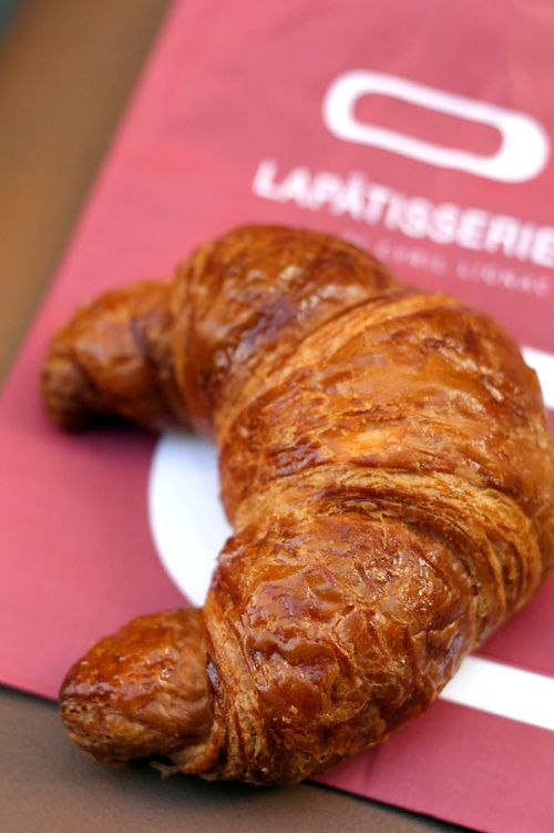 A recipe to make French-style croissants at home. Use whole wheat flour or regular flour, to bake up these flaky, buttery pastries.