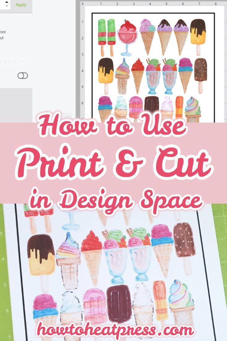 graphic relating to How to Use Printable Vinyl named How Towards Employ Cricut Print And Minimize With Printable Vinyl - Do-it-yourself
