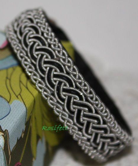 Aktse, pewter bracelets
