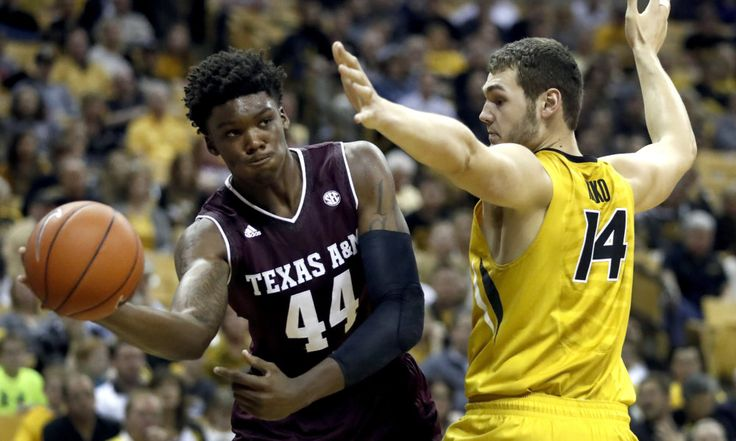 Robert Williams is lottery surprise of 2017 NBA Draft = One of the top big-man NBA prospects resides in the SEC, and he's not on the Kentucky Wildcats. Texas A&M freshman Robert Williams soared into the draft picture early in the season and continues to pad his resume throughout the campaign. His growing allure stems from elite physical tools and a budding skill set. Williams owns…..