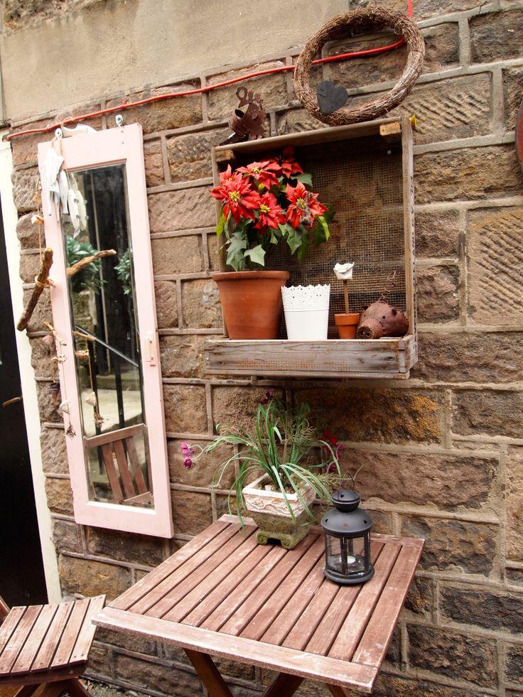 Designate @ the gate - In our garden