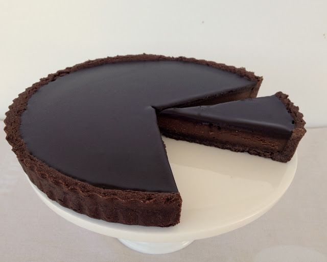 A Chocolate Tart made with Thermomix is high on the priority list...