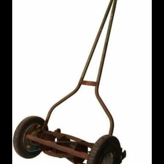 32 best old lawn mowers images on pinterest lawn mower grass cutter and lawn. Black Bedroom Furniture Sets. Home Design Ideas