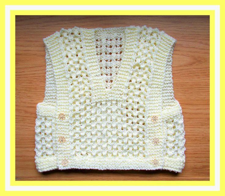 marianna's lazy daisy days - Melika Lacy baby vest top