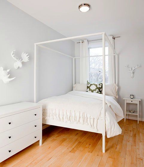Small Bedroom Great Bed Interior Aesthetic Pinterest