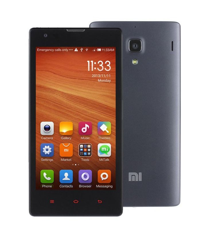 Black Redmi Xiaomi 1S, this smartphones features the same sound technology used by BMW, Bentley, and Rolls Royce. Audio output adapts to the type of headphones that you use, for the best sound, with super crisp display, gorilla glass screen, dual SIM card. http://www.zocko.com/z/JITTg