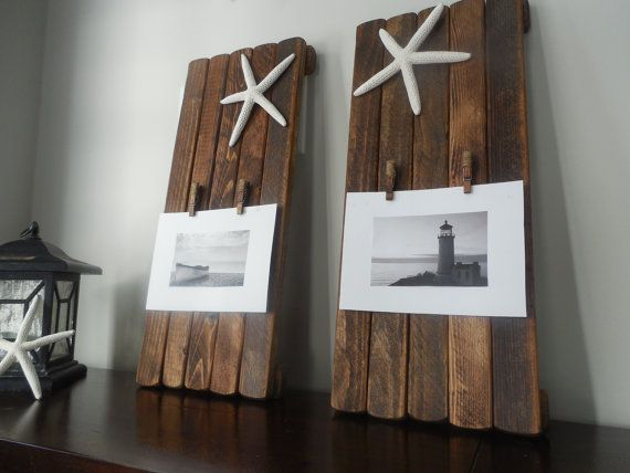 Set of  Three / beach home decor / nautical by SouthernHomeDesign, $112.00