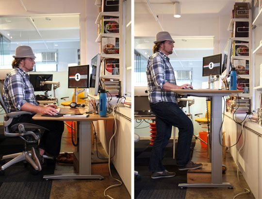 Affordable Small Space Standing Desk? | Standing desks ...
