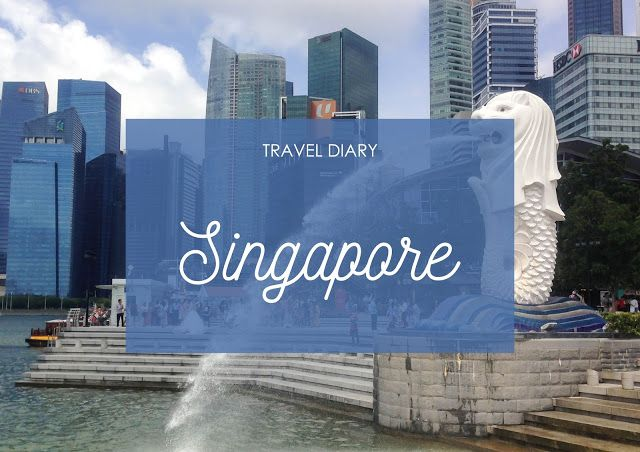 The story of my visit to Singapore last July :D #TravelDiary #Singapore #Traveling #TravelStories #SouthEastAsia