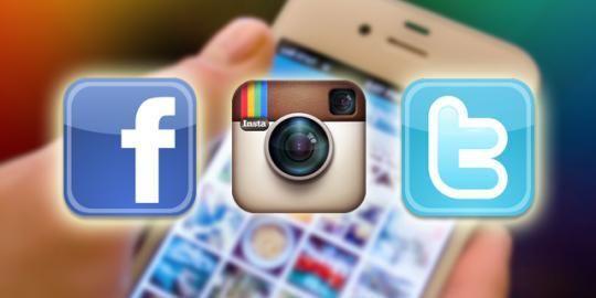 Instagram lebih pancing iklan ketimbang Twitter