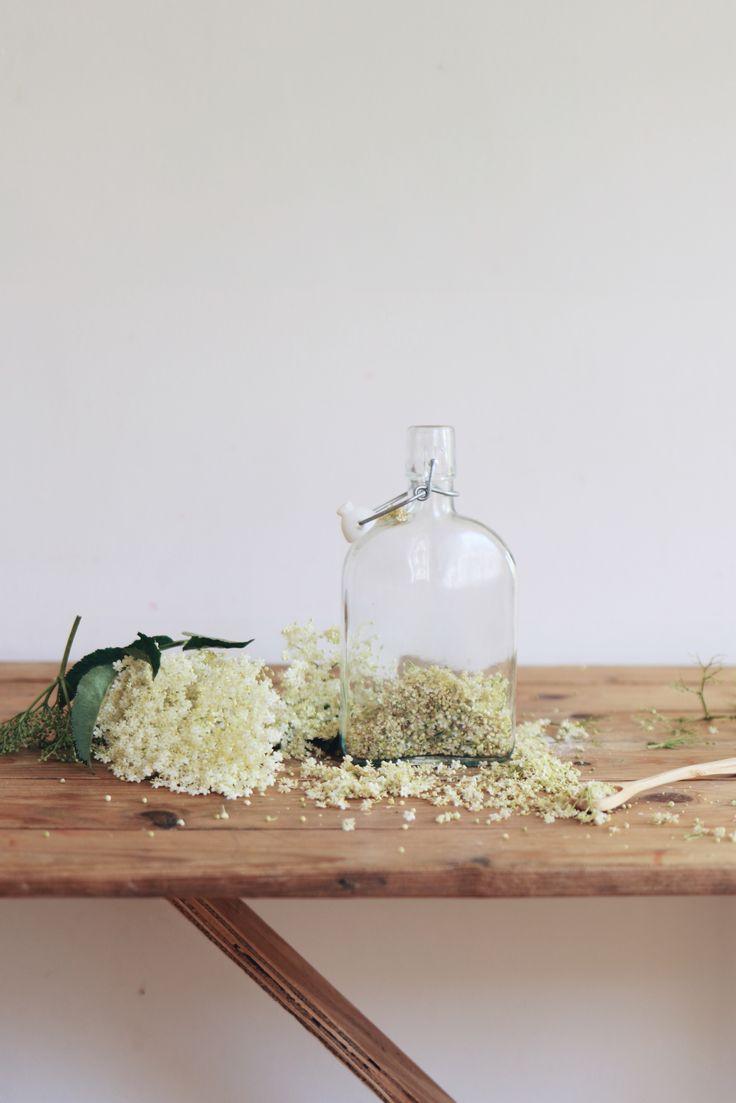 Elderflower gin recipe - Me & Orla