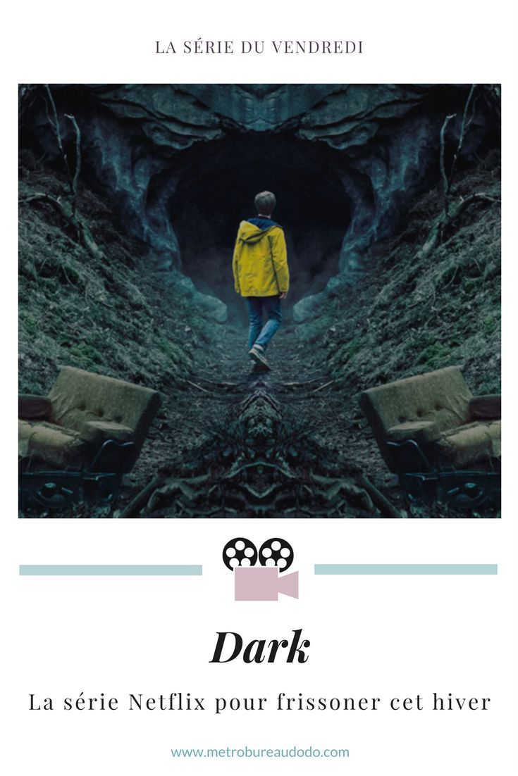 Dark, la nouvelle série Nextflix pour frissonner avant Noël #série #netflixseries