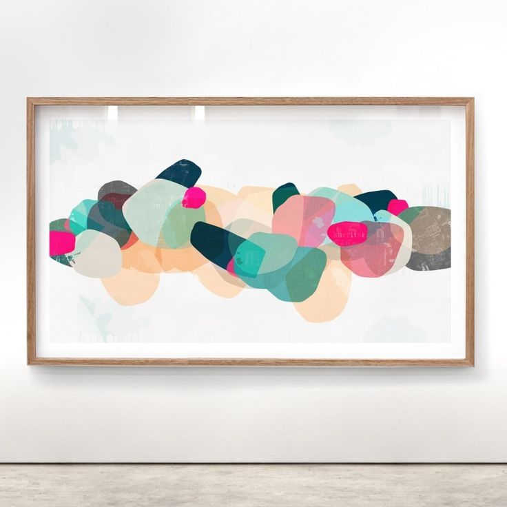 Glass Bay – Limited Edition Print (Colourfields Series)The Block Shop - Channel 9