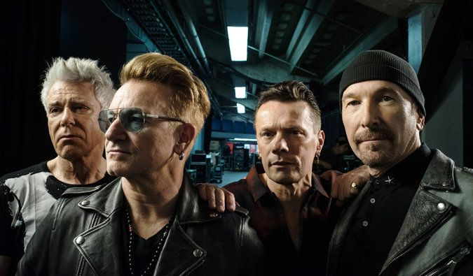 U2's Flight to Now (Turbulence Included) - The New York Times