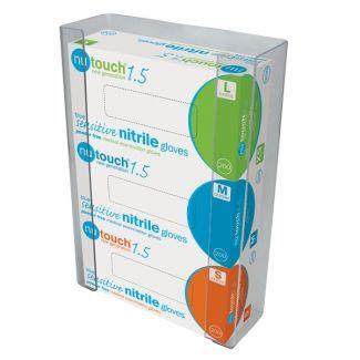 €13 Triple Plastic Glove Dispenser | Brosch Direct