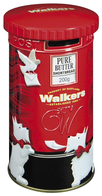 Amazon.co.jp: ウォーカー ポストボックス缶 #1845 200g: 食品・飲料・お酒 通販