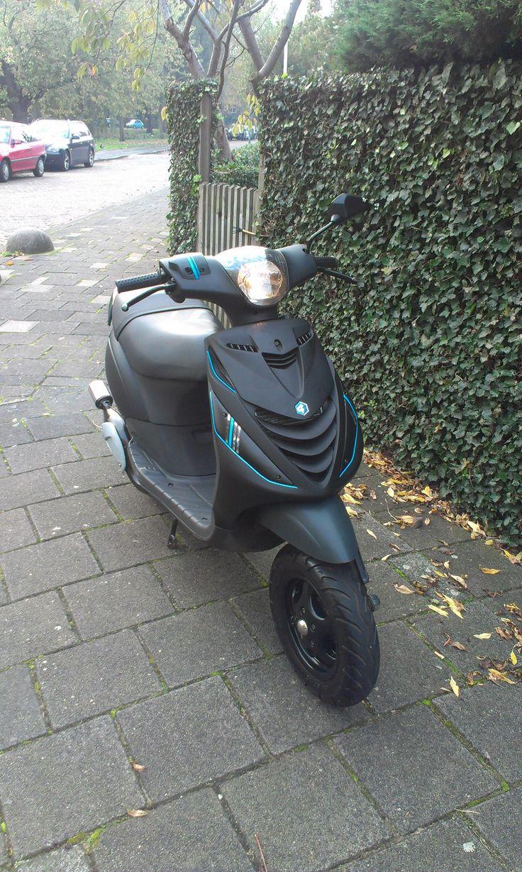 Piaggio Zip Sp H2o Wheels Pinterest