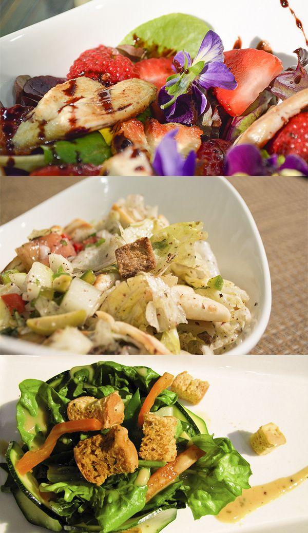 Las ensaladas son una excelente idea para llevar en la lonchera, son saludables, aportan una gran cantidad de energías y además son muy deliciosas.