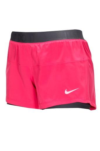 Nike Fuksia Nike løpeshorts