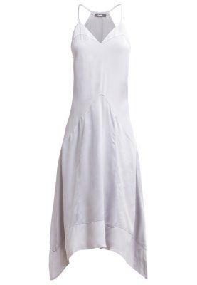 Sukienka letnia - light grey