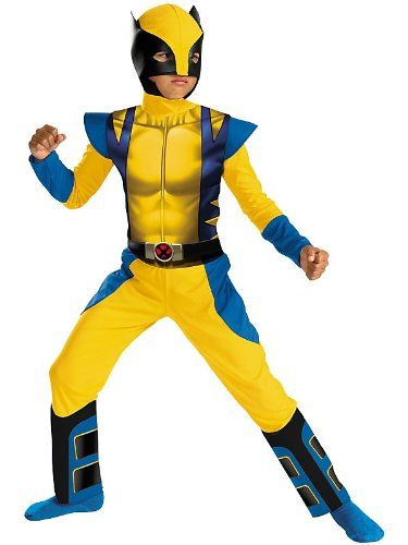 Wolverine Halloween Costumes | The Holiday Bazaar