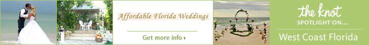 West Coast Florida Wedding Venues – West Coast Florida Banquet Halls