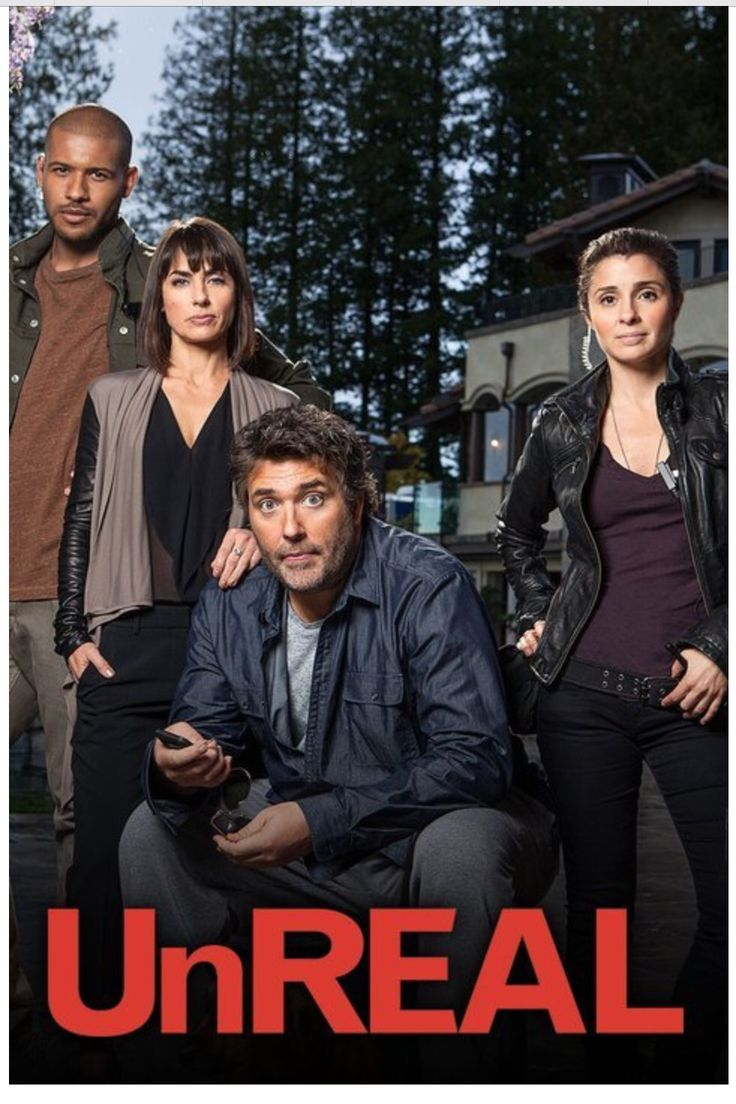 On the TV Show UnReal, which is about a The Bachelor type show, the women behind the scenes have to be cut throat, villainous and kind of whorish. The woman in front of the camera have to pretty, catty and devoted. The men can just do what they please with no repercussion and women pick up the pieces.