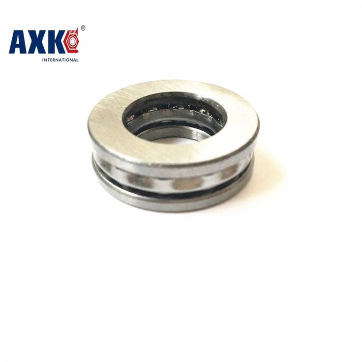 2017 Real Top Fashion 1pc Thrust Bearing Abec-3 Axial 51110 Ball Bearings 8110 50x70x14 Mm High Quality