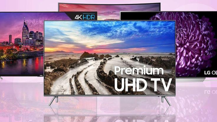 10 Best 55-Inch 4K Ultra HD Smart LED TVs on Amazon Black Friday 2017