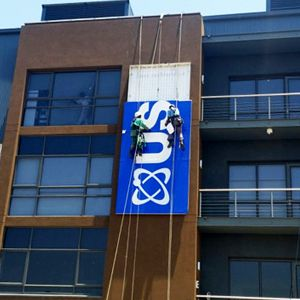 sign installation,banner flighting - Google Search