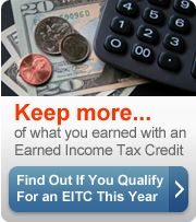 Teens should check out this IRS website to see if they qualify for and earned income tax credit this year!