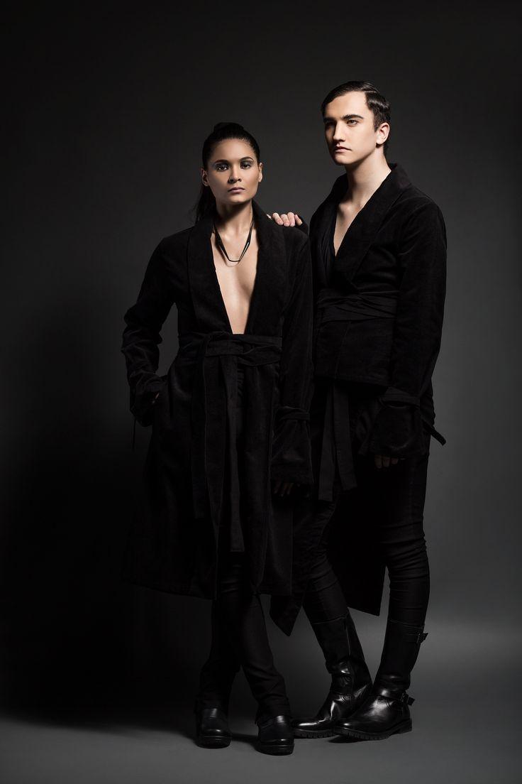 Aimmea | Moody fashion  #moodyfashion #slowfashion #darkfashion  Johannesburg / Amsterdam www.aimmea.com