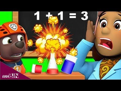 Paw Patrol Full Episodes | Pups Save Chase & Skye Chemical experiment | ...