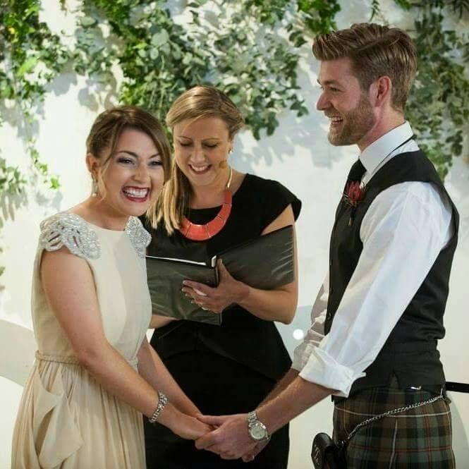 Danielle Binaisse ADORES what she does and is committed to developing the perfect ceremony for you! She performs weddings, vow renewals, commitment ceremonies and baby namings! Visit her stall at the #PakenhamBridalExpo on the 5th of June 2016