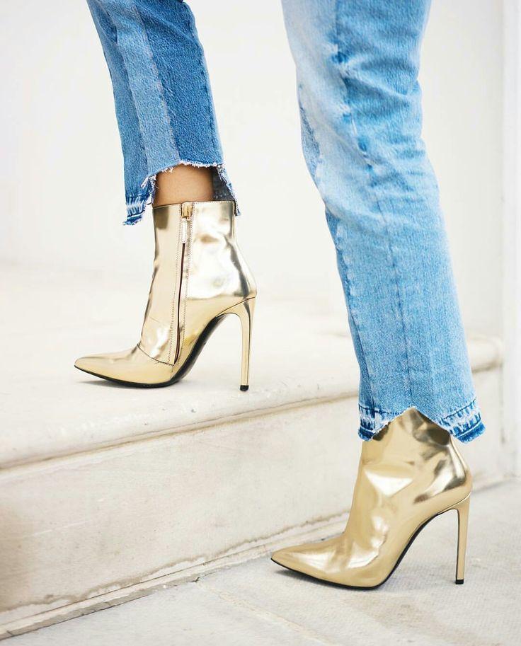 Balenciaga boots via Juliet Angus