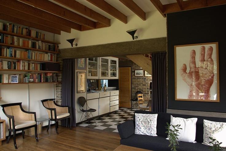 Sugden House Interior - The Smithsons