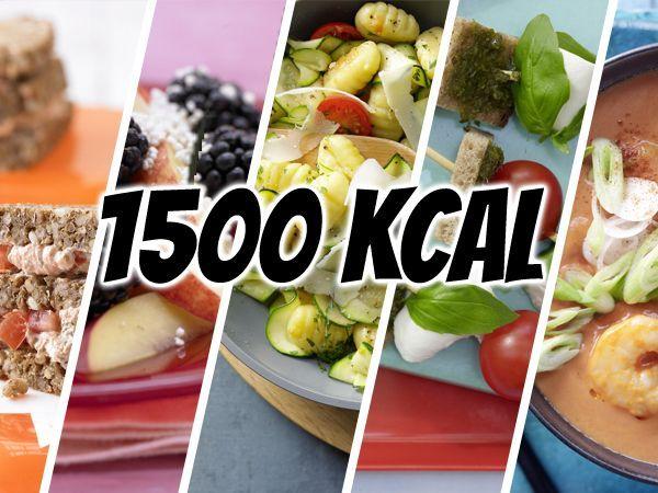 1500-Kalorien-Tag: Blitzrezepte | eatsmarter.de