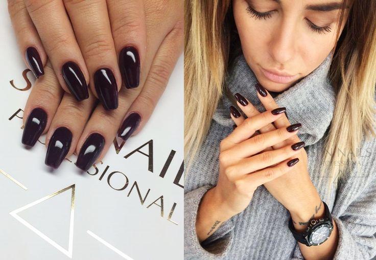 Niezwykle piękny, głęboki fiolet delikatnie przełamany brązem przywołuje na myśl same pozytywne skojarzenia. Dziś gości na paznokciach Natalia Siwiec <3  SPN UV LaQ 542 My Passion ➡ http://bit.ly/mypassionSPn Nails by Justyna, #Beautica, #SPNTeam #SPN #SPNnails #SPNlove #paznokcie #nails #inspiracje #inspirations #nailart #nailartdesign #NataliaSiwiec #Natalia #Siwiec