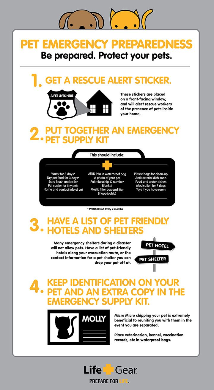 Pet Emergency Preparedness #pet #pets