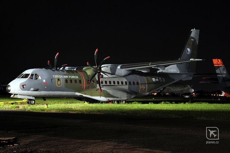 0453 - Casa 295M - Praha - Kbely (LKKB) - planes.cz