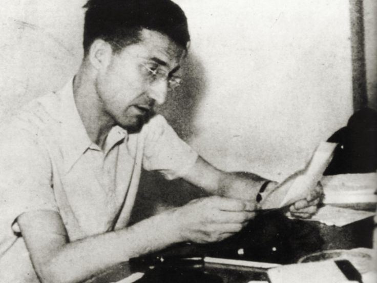 Today is the birthday of Cesare Pavese (1908 – 1950). He was an Italian poet, novelist, literary critic and translator. He is widely considered among the major authors of the 20th century in his home country. The typical protagonist in the works of Pavese is a loner, through choice or through circumstances. More information about Pavese and his poems on PoemHunter: http://www.poemhunter.com/cesare-pavese/ Happy Birthday Cesare Pavese!