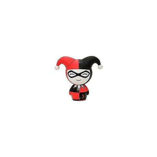 Funko DC Comics Batman Series One Harley Quinn Dorbz Vinyl Figure |... ❤ liked on Polyvore featuring home, home decor, batman figure, batman figurine, batman vinyl figure, vinyl home decor and vinyl figure