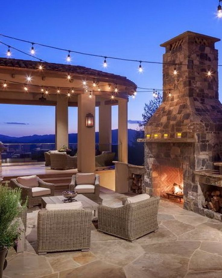 exceptional outdoor living spaces