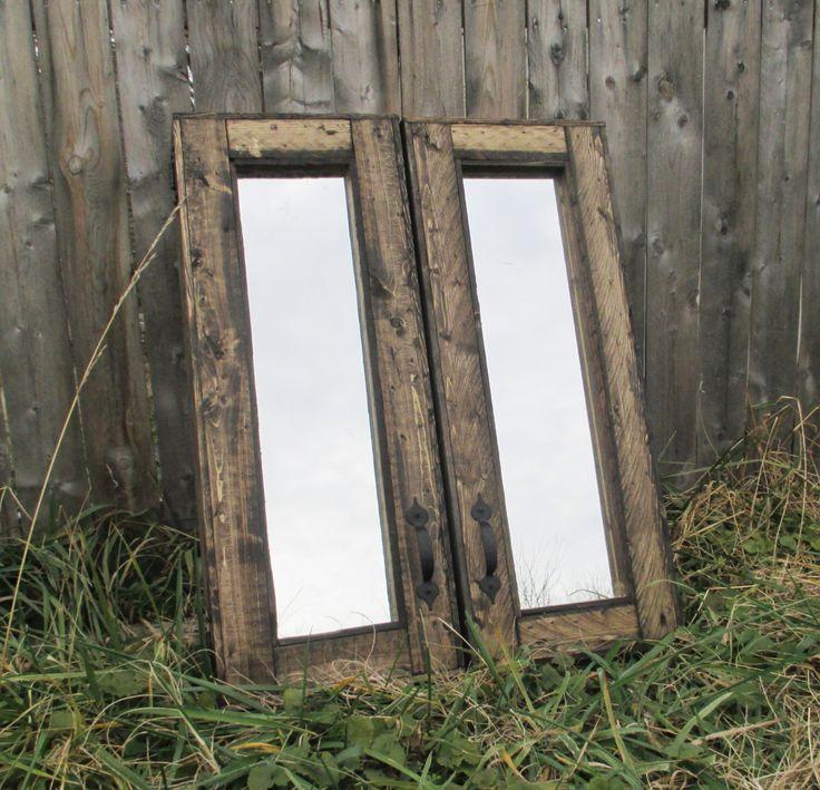Wood Medicine Cabinet - Rustic Furniture - Dark Walnut - Bathroom Decor by CountryByTheBumpkins on Etsy https://www.etsy.com/listing/214603599/wood-medicine-cabinet-rustic-furniture