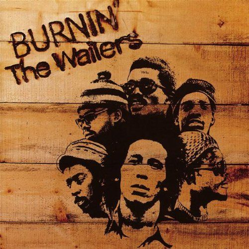 Bob Marley Discography Burnin The Wailers Album