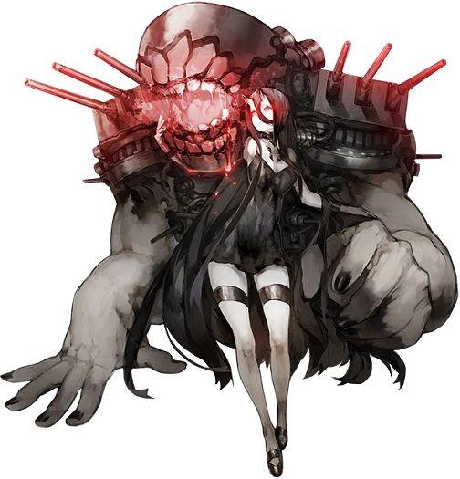 戦艦棲姫 : 【艦これ】敵だけど人気!敵艦船・イベント深海棲艦の画像一覧 - NAVER まとめ