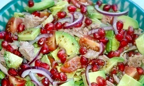 Вкусные диетические салаты на Новый год