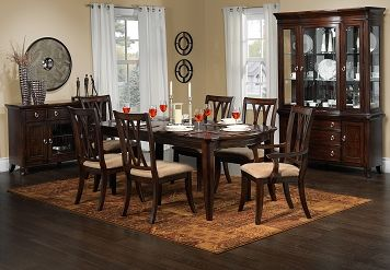 Dining room furniture the king george collection king george table hello dining room - King furniture dining table ...